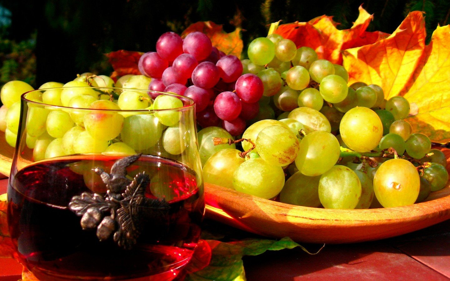 Free download Grapes background ID:420734 hd 1440x900 for computer