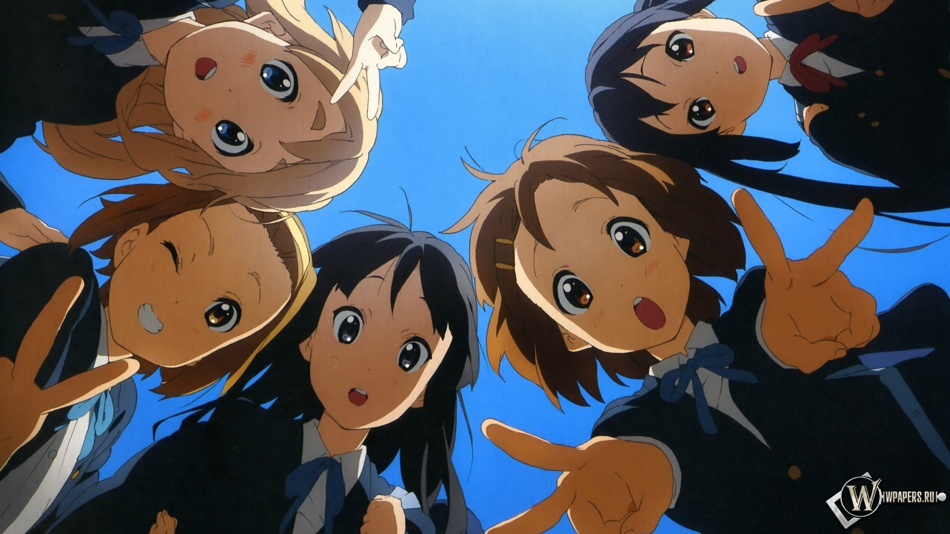 Awesome K-ON! free wallpaper ID:212413 for hd 1920x1080 PC