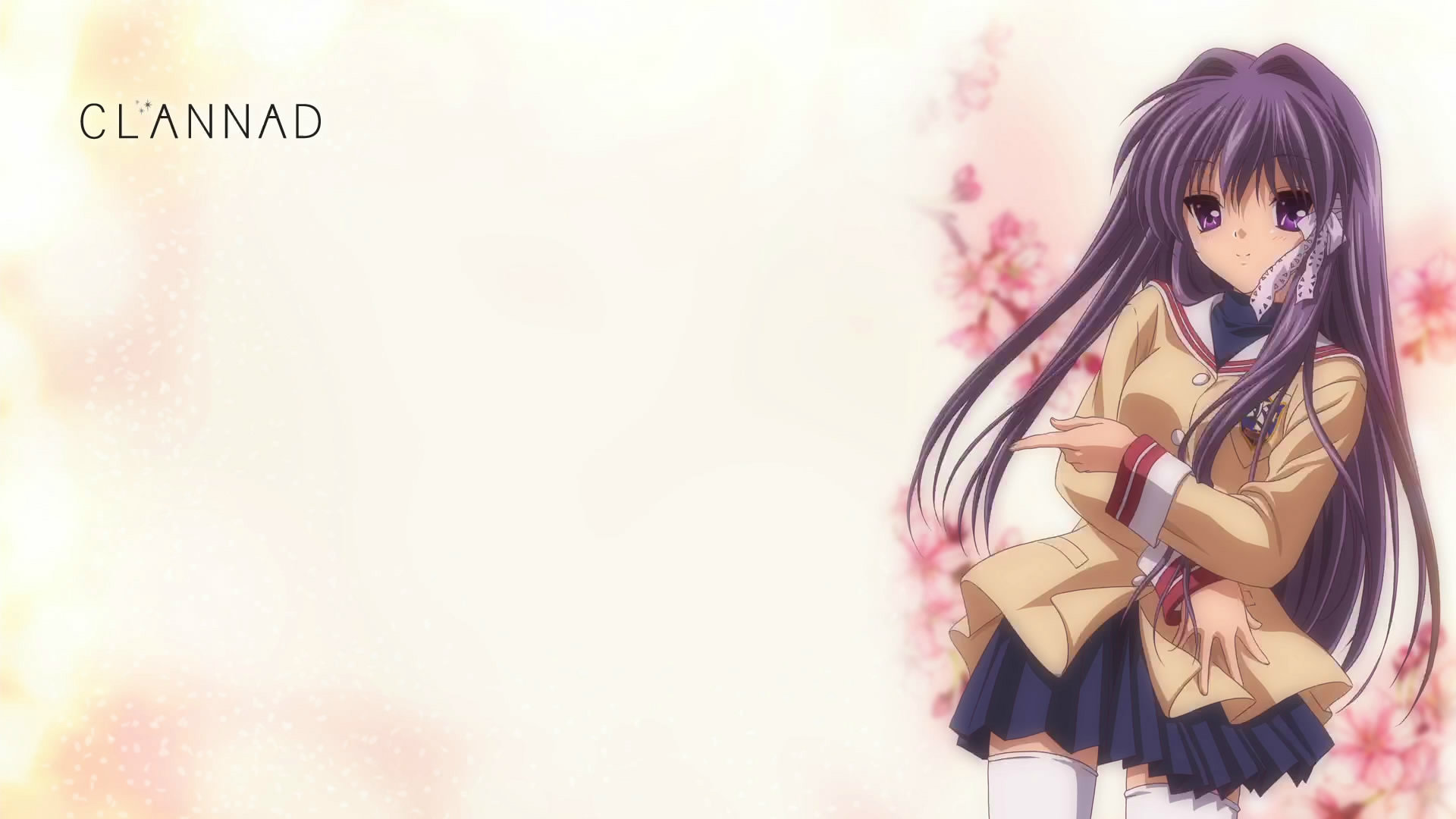 Free download Kyou Fujibayashi background ID:316692 full hd 1080p for PC