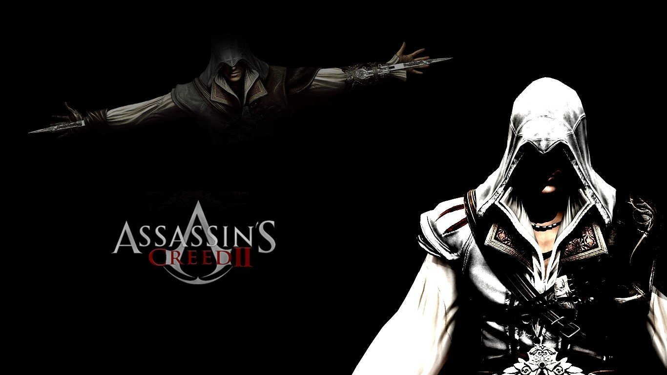 Free download Assassin's Creed 2 wallpaper ID:24408 hd 1366x768 for desktop  Free download A...