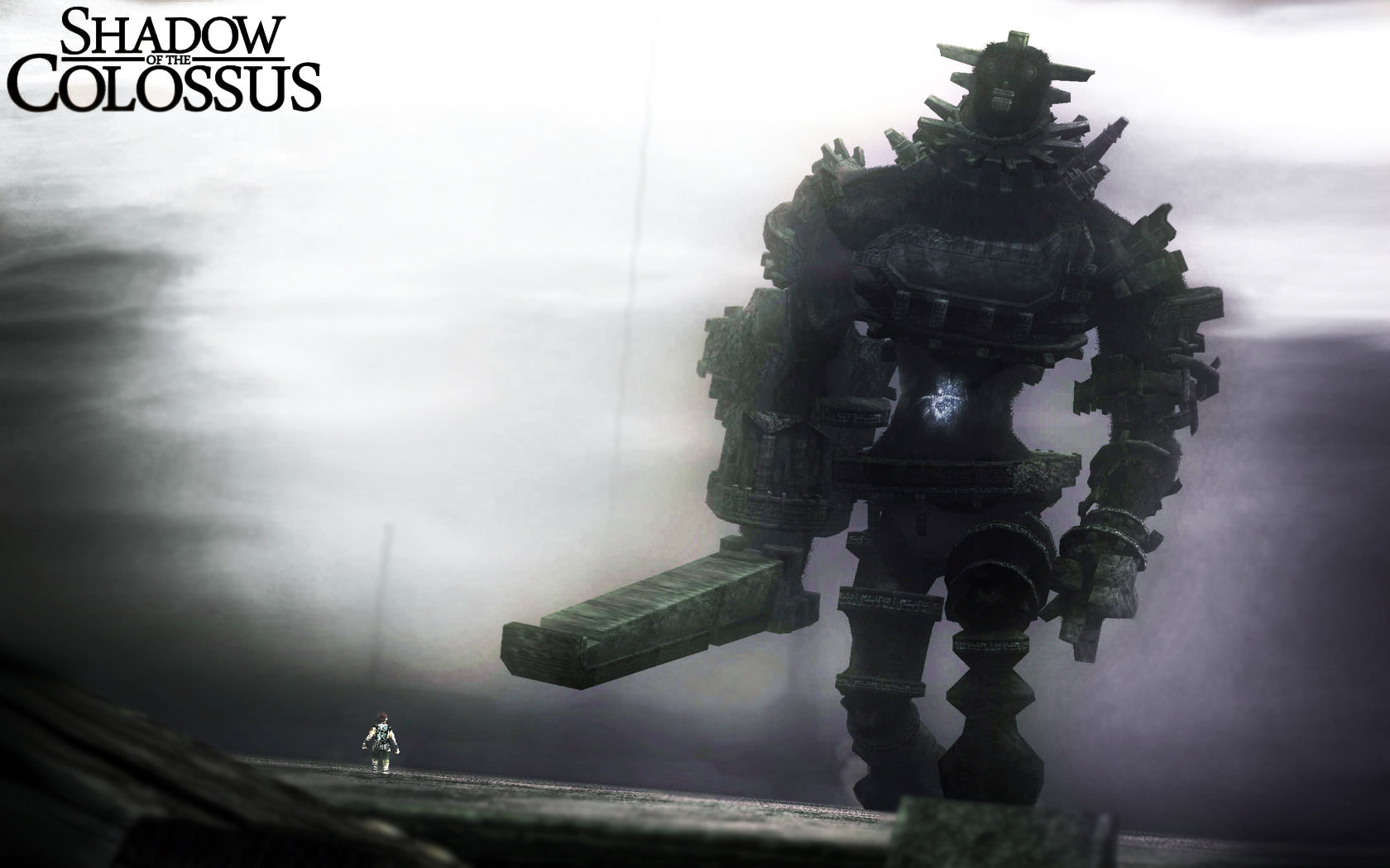 Shadow Of The Colossus Wallpapers 1680x1050 Desktop Backgrounds