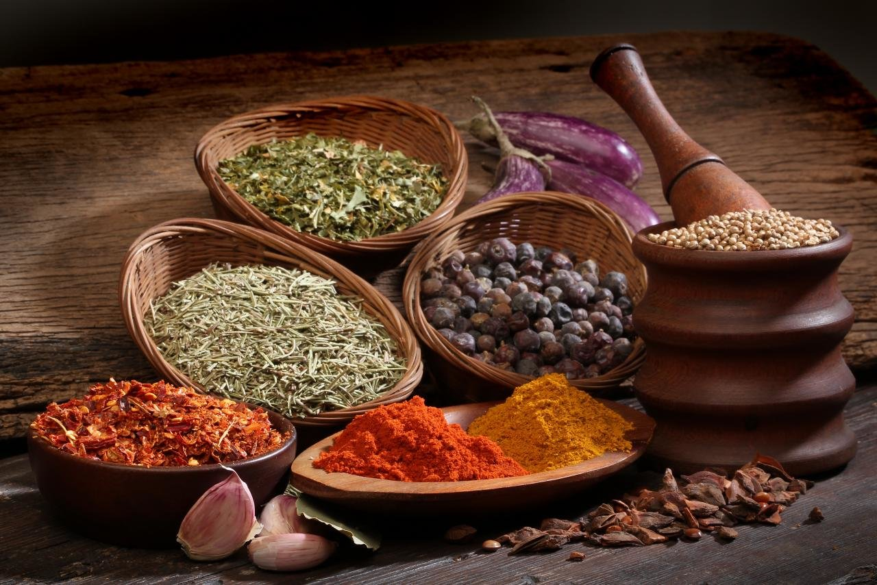 Free Herbs And Spices high quality background ID:410401 for hd 1280x854 PC