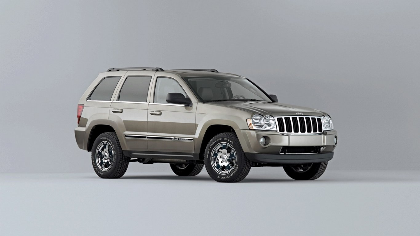 Best Jeep Grand Cherokee background ID:42747 for High Resolution hd 1366x768 computer