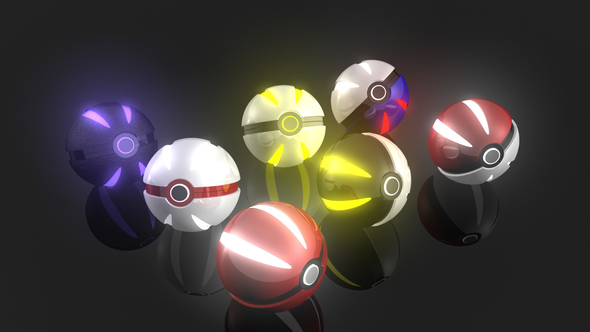 Download Hd 1080p Pokeball Desktop Background ID278696 For Free