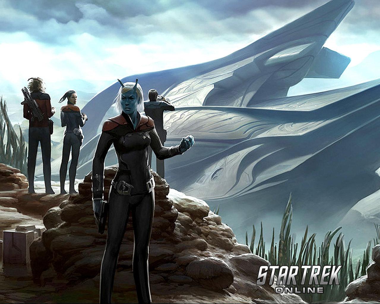 Best Star Trek Video Game Wallpaper ID276328 For High Resolution Hd 1280x1024 PC
