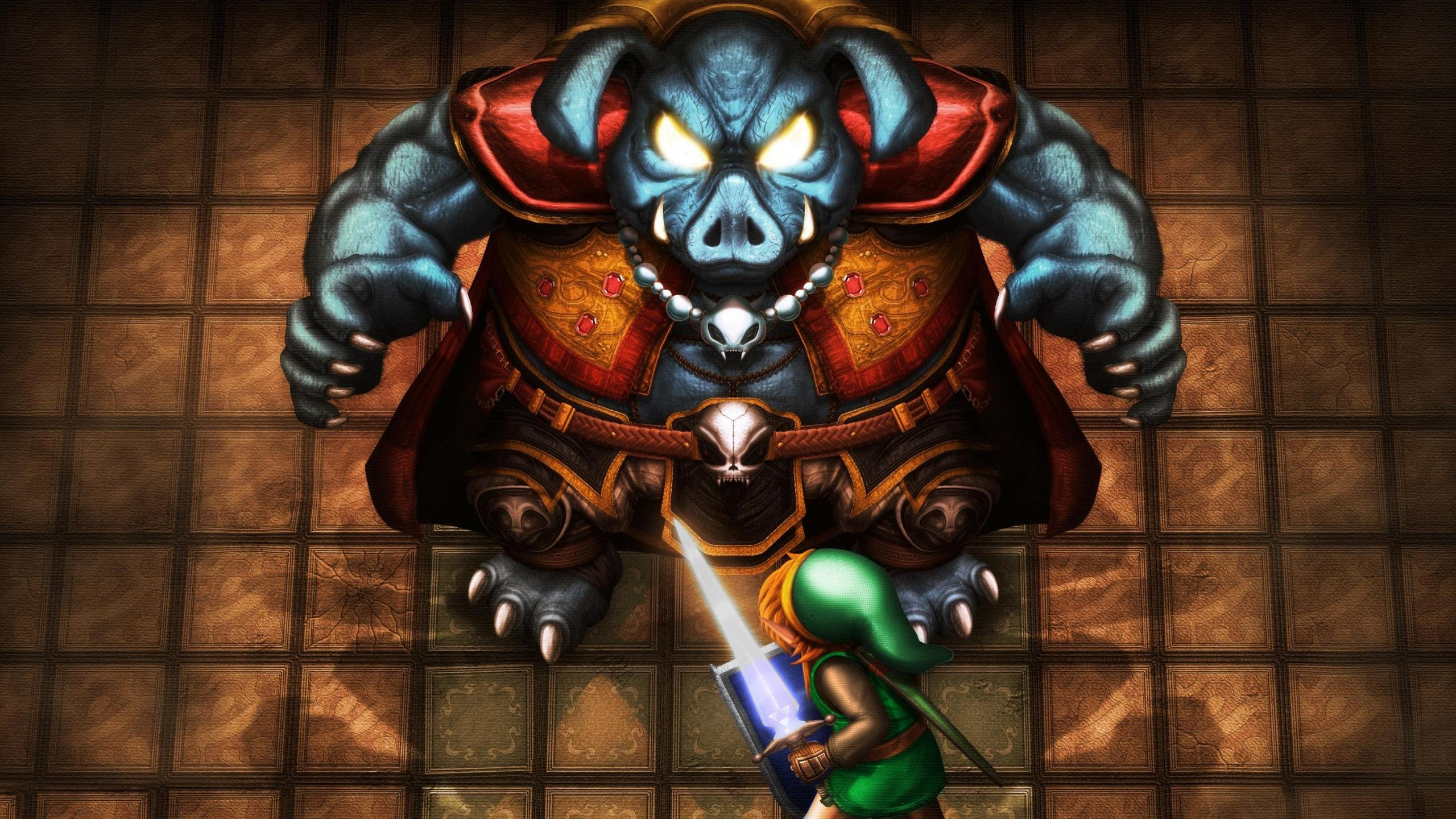 The Legend Of Zelda A Link To The Past Wallpapers Hd For Desktop