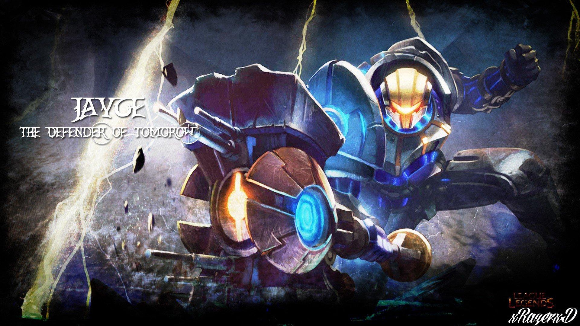 Download Hd 1080p Jayce League Of Legends Desktop Wallpaper ID171647 For Free