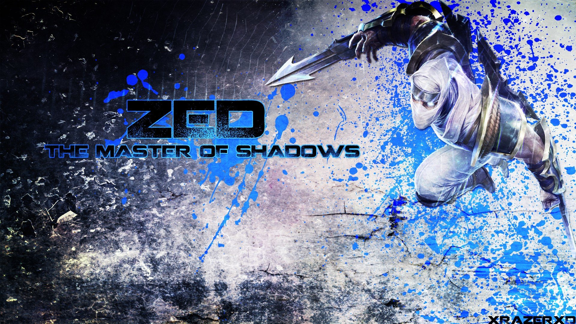 Download Hd 1080p Zed League Of Legends Pc Wallpaper Id 171197 For