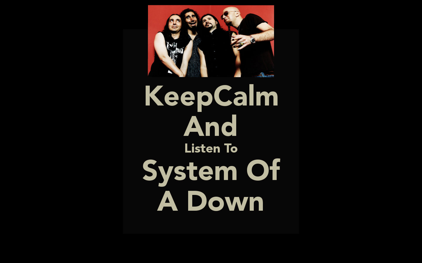 Awesome System Of A Down Free Wallpaper ID9032 For Hd 1440x900 Desktop
