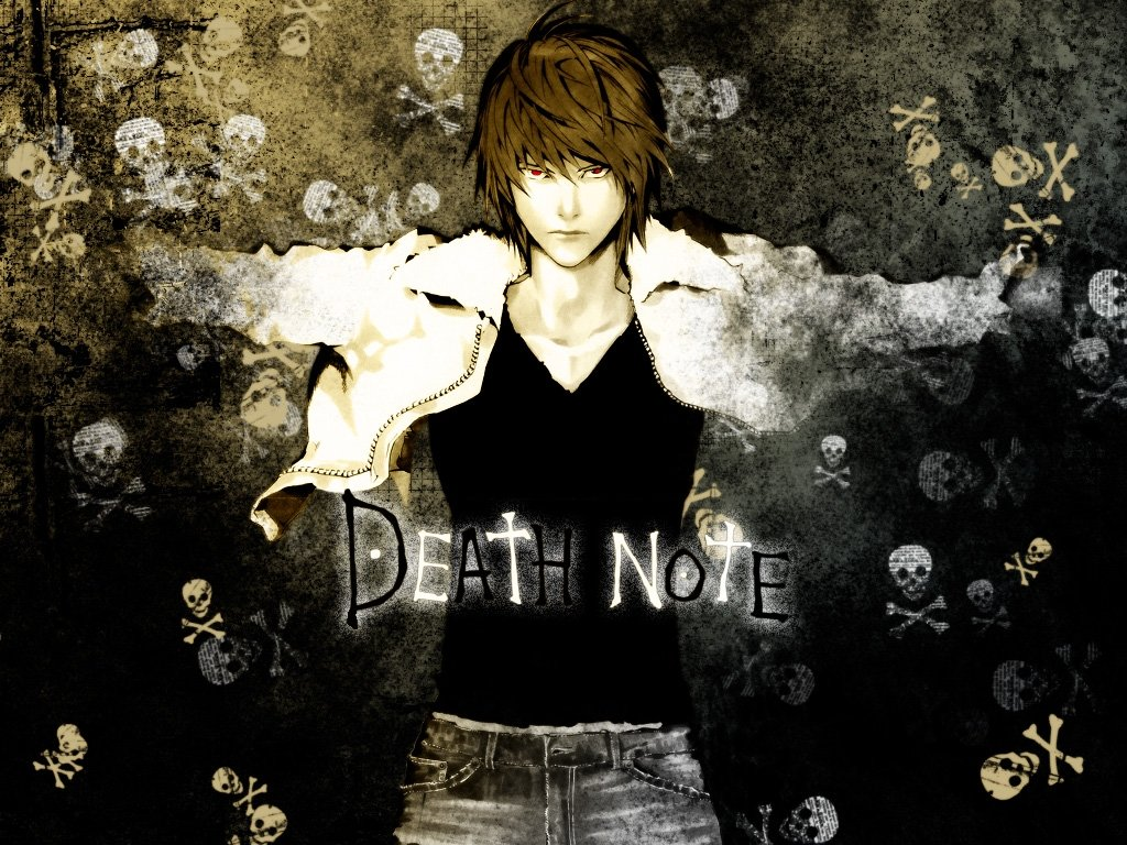 High resolution Death Note hd 1024x768 background ID:402744 for computer