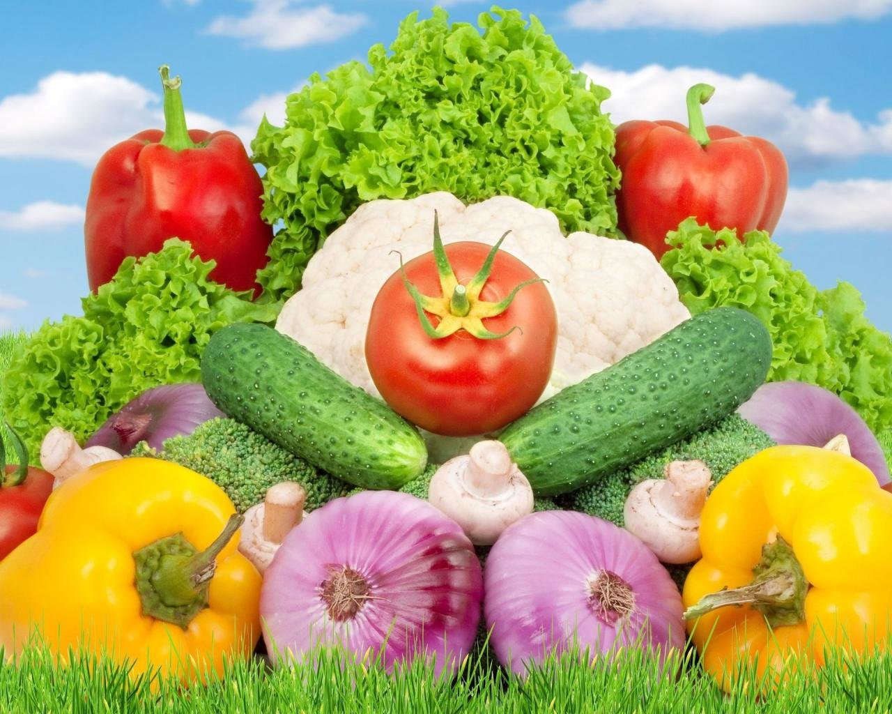 Download hd 1280x1024 Vegetables PC background ID:114700 for free