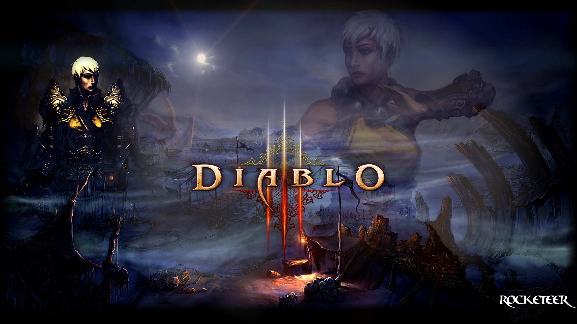 Free Download Diablo 3 Wallpaper Id 31038 Full Hd 1920x1080 For Desktop