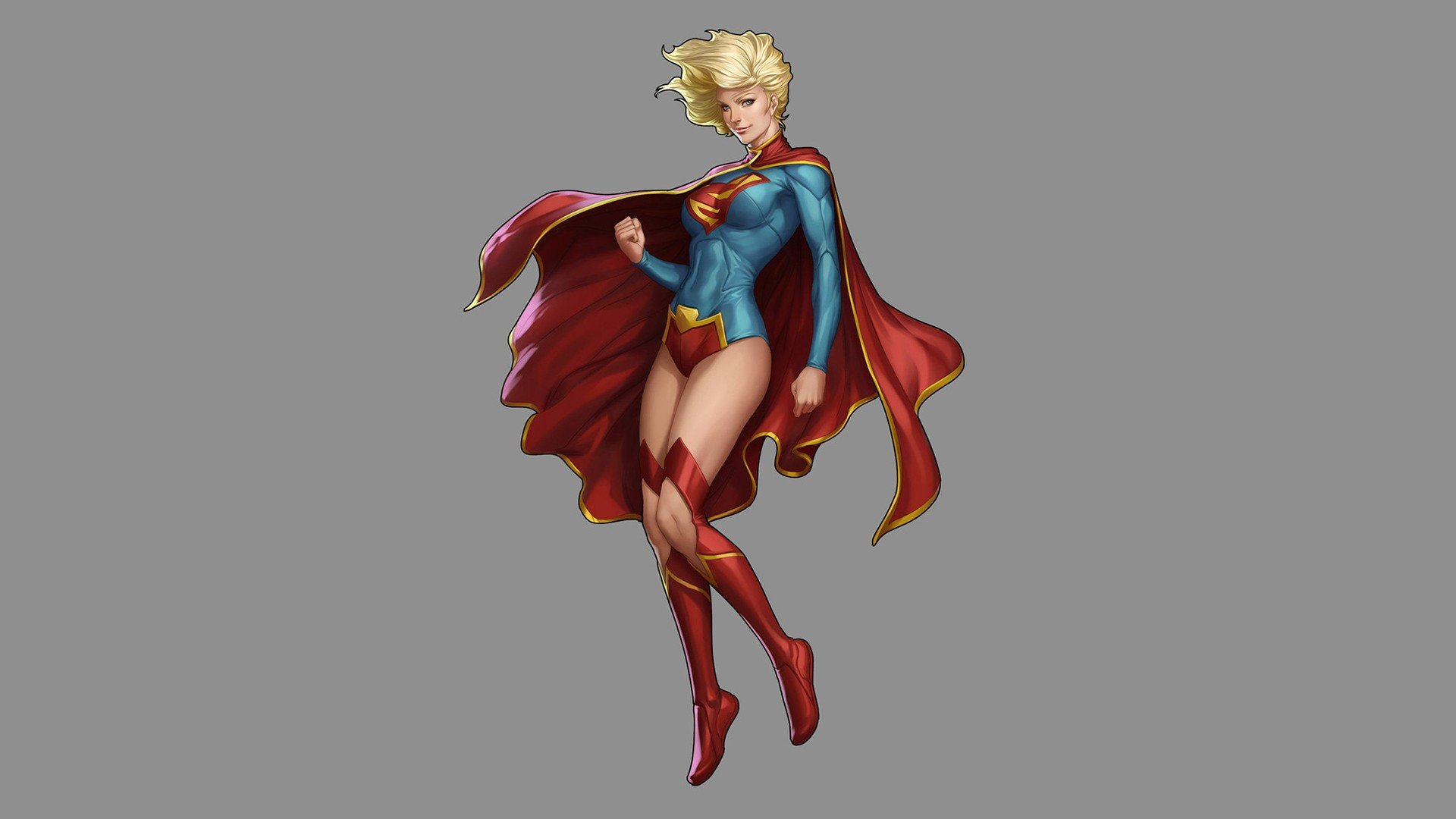 Awesome Supergirl free background ID:26154 for 1080p desktop