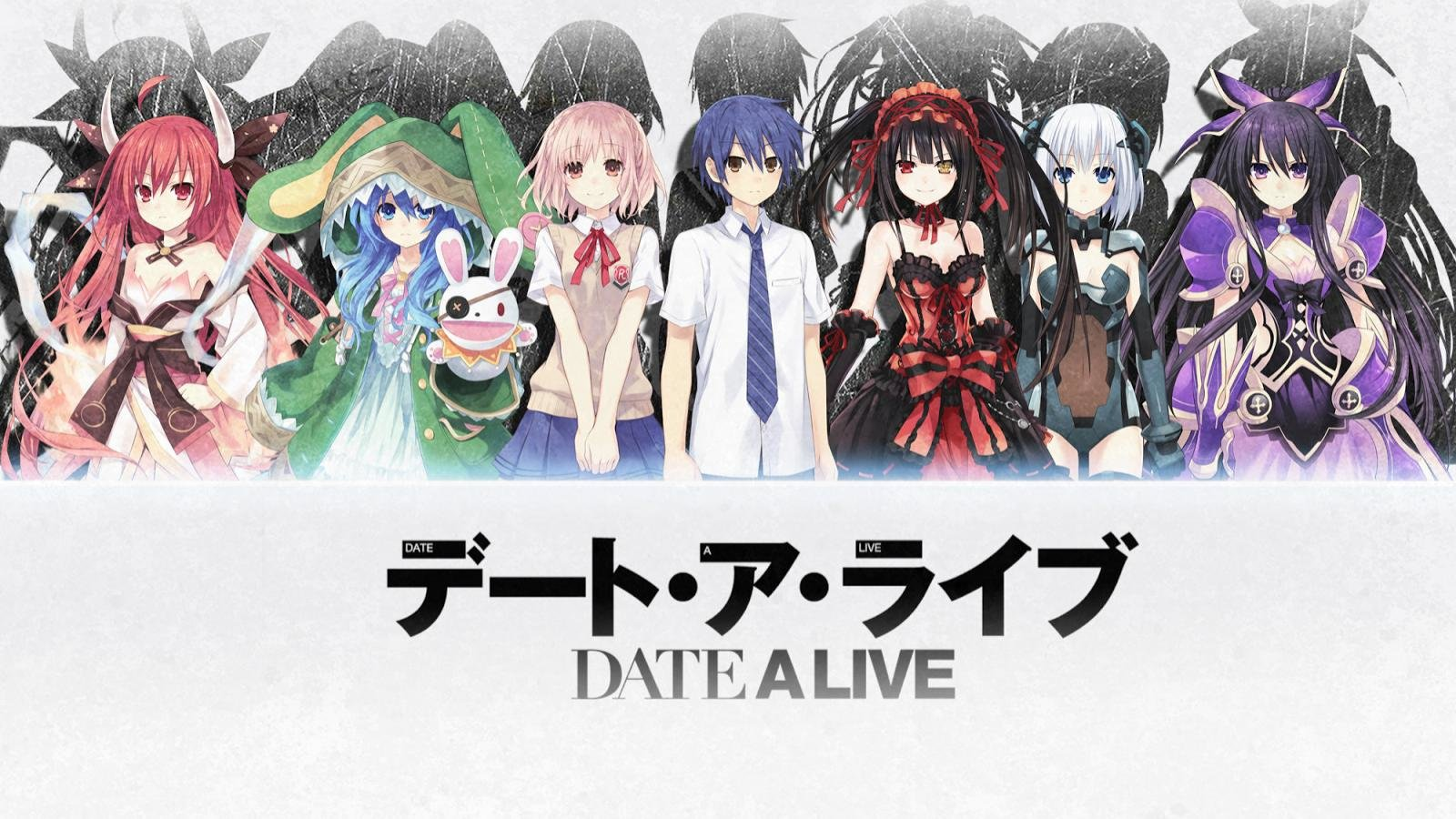 Best Date A Live background ID:463937 for High Resolution hd 1600x900 computer