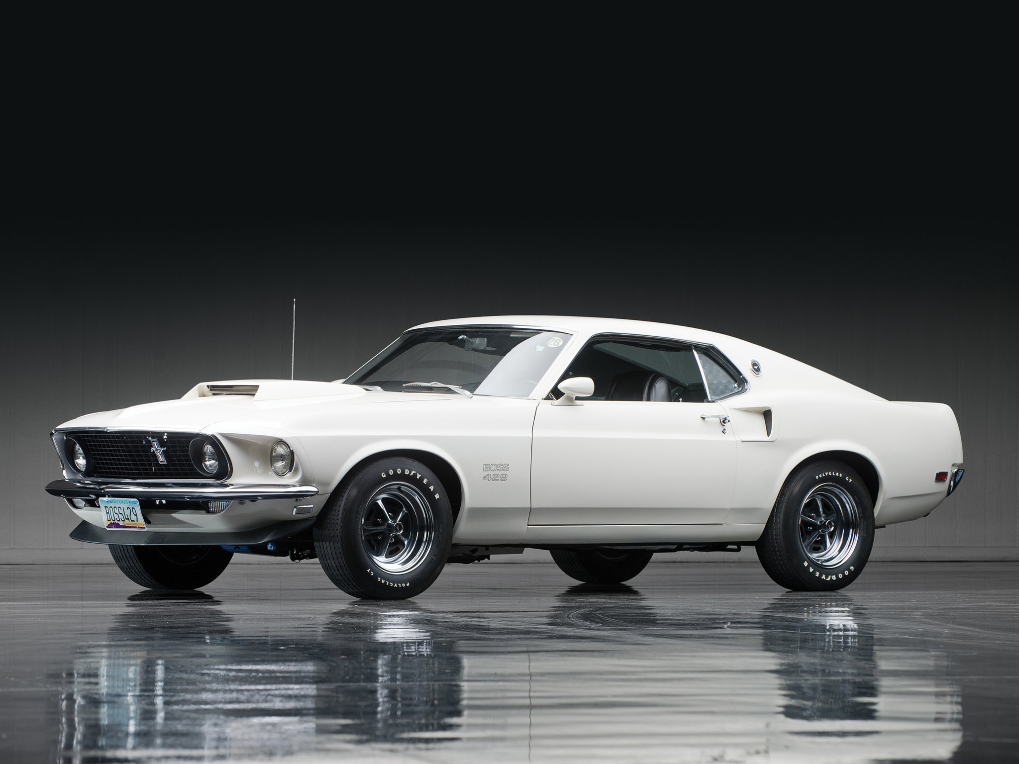 Ford Mustang Boss 1969 Wallpapers Hd For Desktop Backgrounds