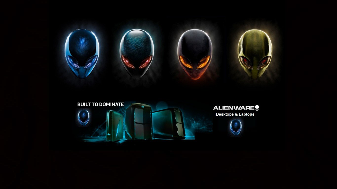 Best Alienware wallpaper ID:385760 for High Resolution laptop PC