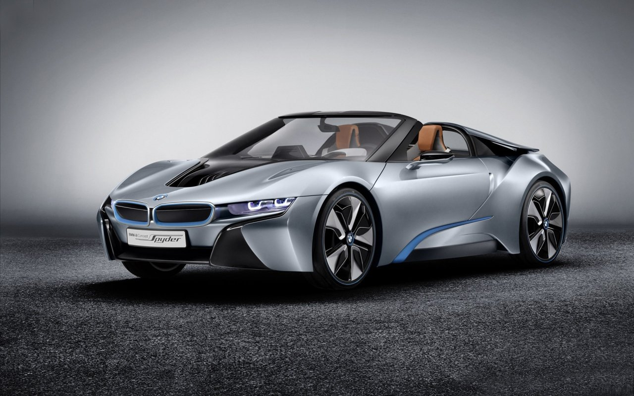 Download Hd 1280x800 Bmw I8 Pc Background Id 126975 For Free