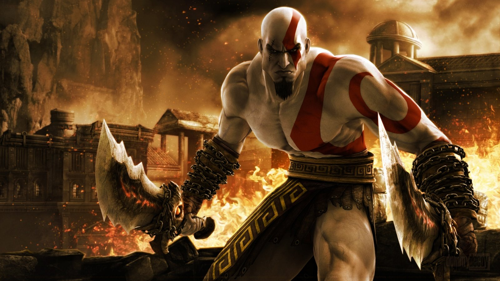 High resolution God Of War hd 1600x900 background ID:319808 for computer
