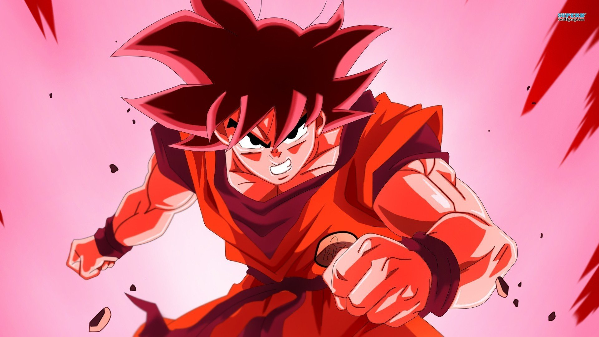 Free download Goku wallpaper ID:462428 hd 1920x1080 for desktop