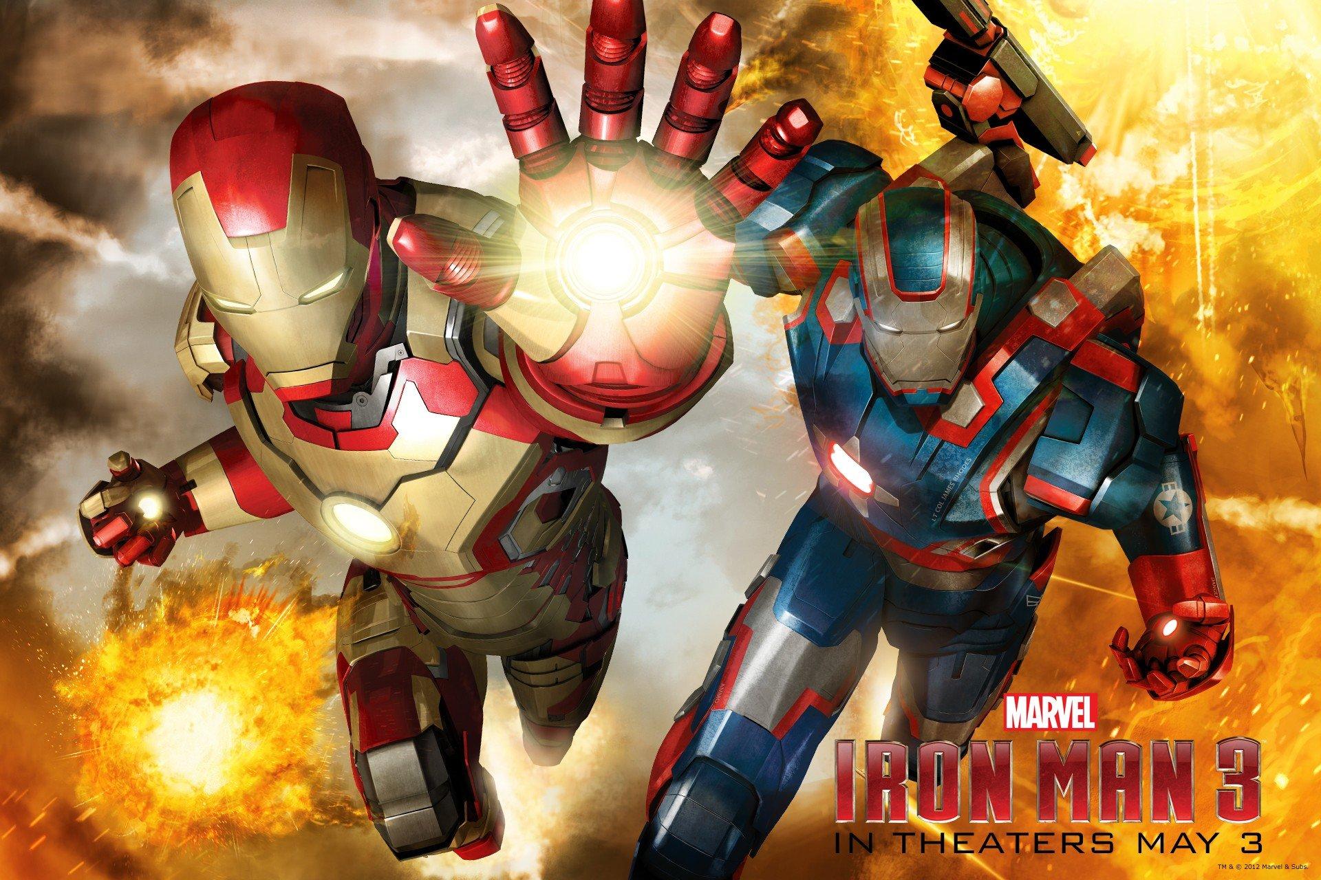 high resolution iron man 3 hd 1920x1280 background id:400977 for desktop