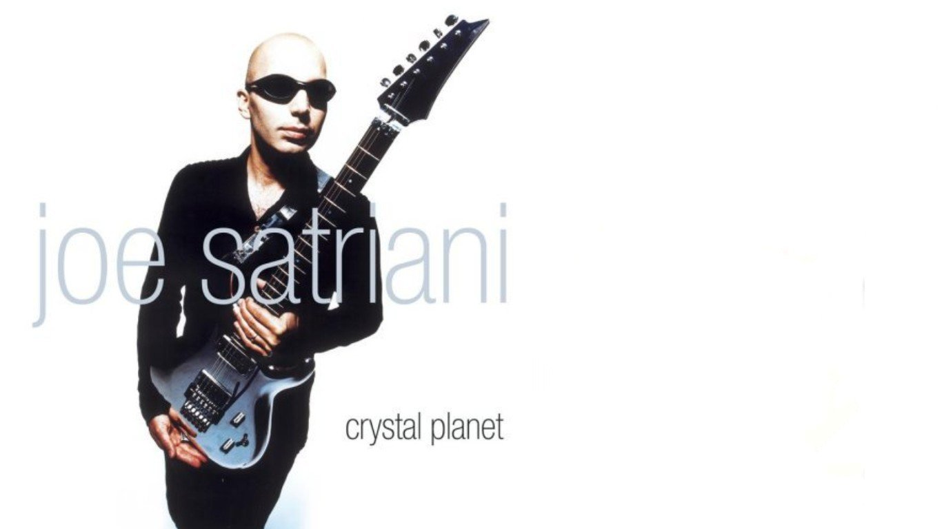 Awesome Joe Satriani free wallpaper ID:29402 for hd 1366x768 desktop