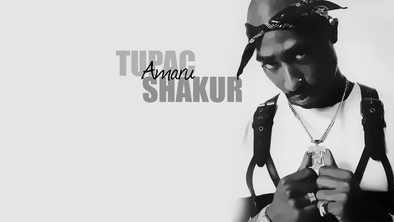 Best 2pac (tupac) wallpaper ID:259151 for High Resolution laptop computer