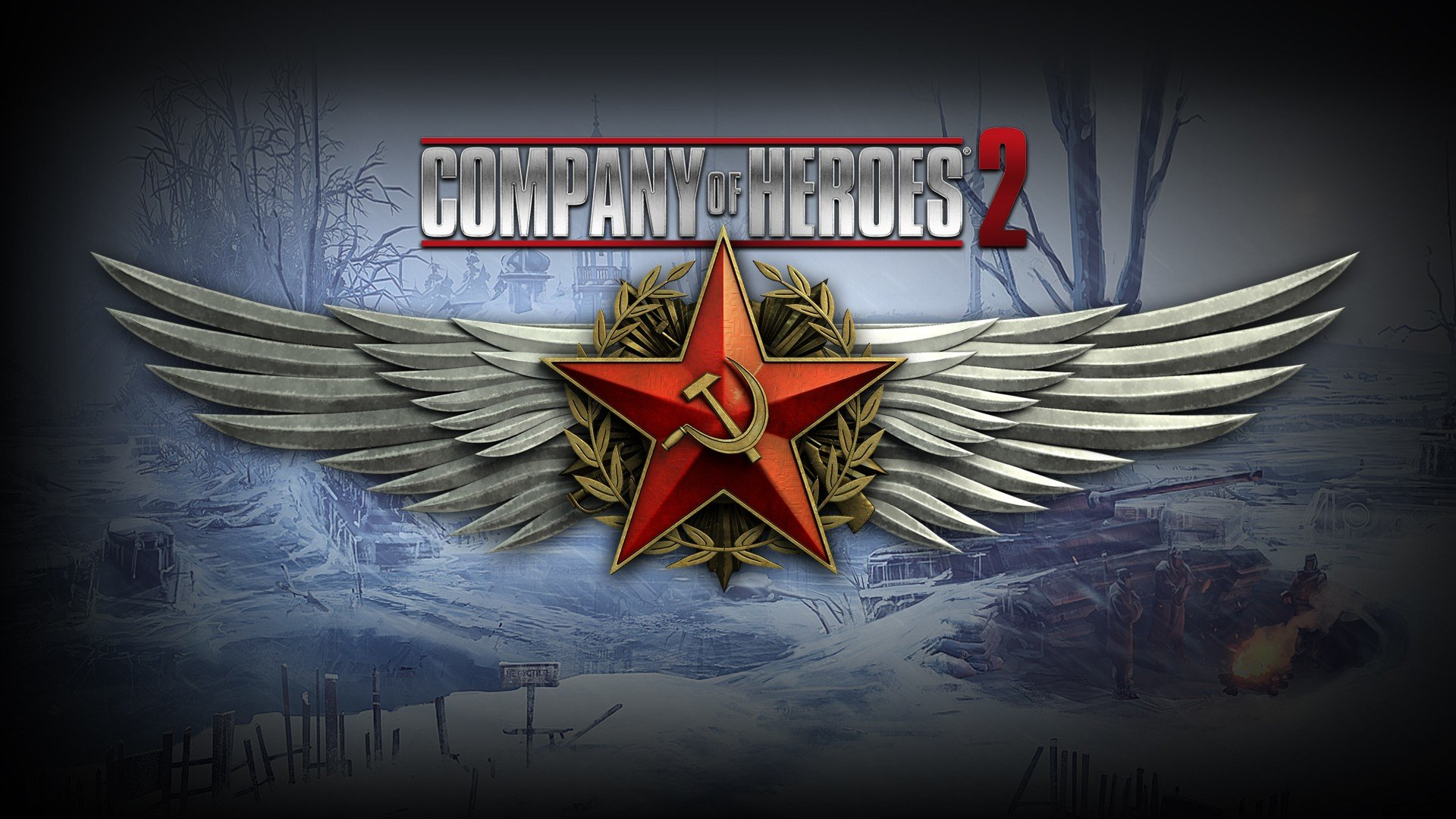 Download Full Hd 1920x1080 Company Of Heroes 2 Computer