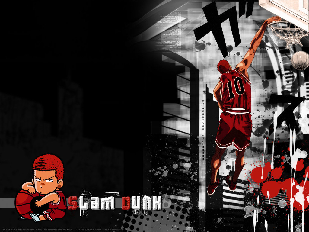 High resolution Slam Dunk hd 1024x768 background ID:397722 for desktop
