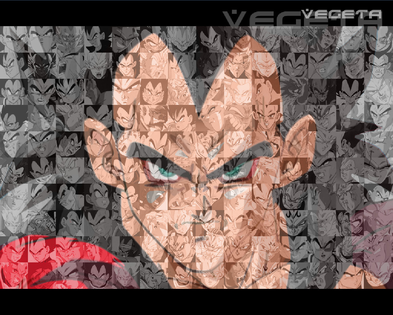 Free download Vegeta (Dragon Ball) background ID:461900 hd 1280x1024 for desktop