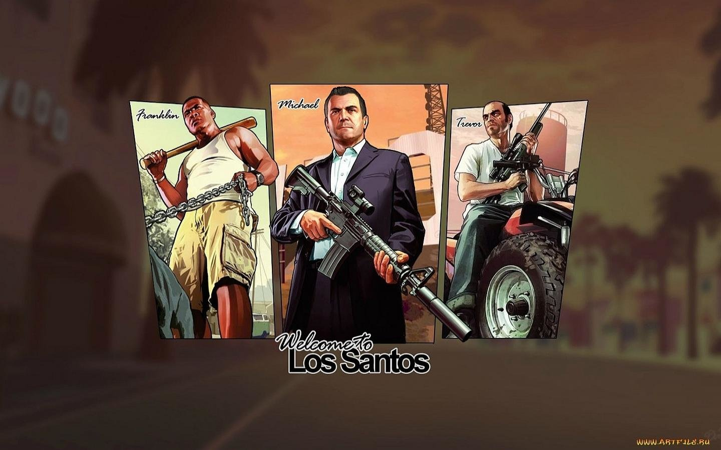 Best Grand Theft Auto V GTA 5 Wallpaper ID195271 For High Resolution