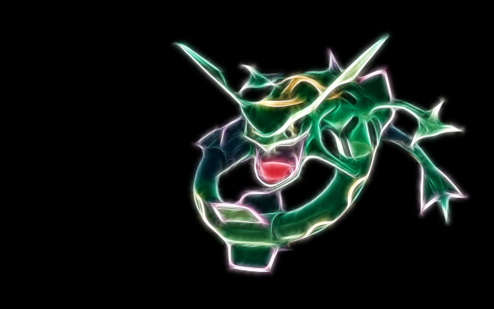 Free download Rayquaza (Pokemon) background ID:280338 hd 1920x1200 for PC