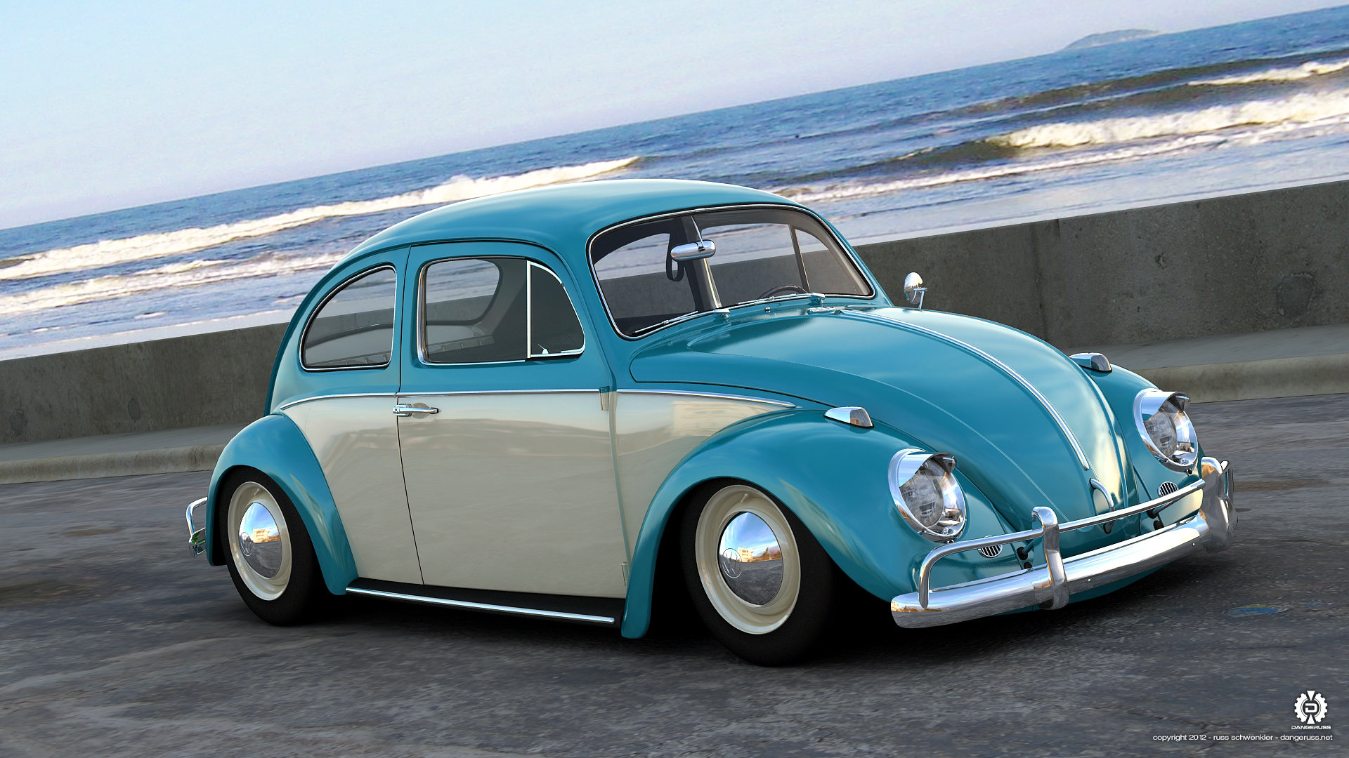 Awesome Volkswagen Beetle Free Wallpaper Id117147 For Hd