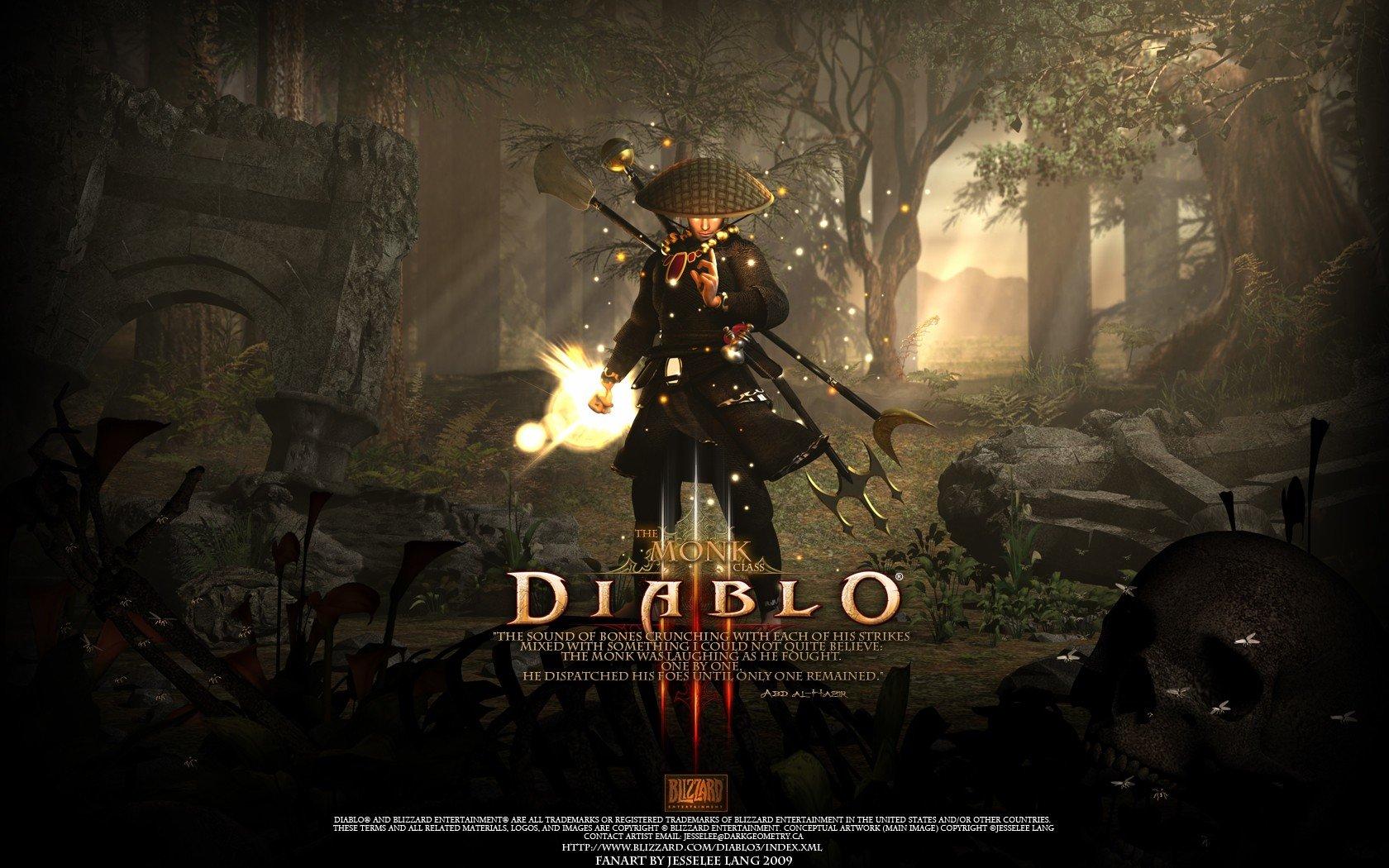 Best Diablo 3 Wallpaper Id31029 For High Resolution Hd
