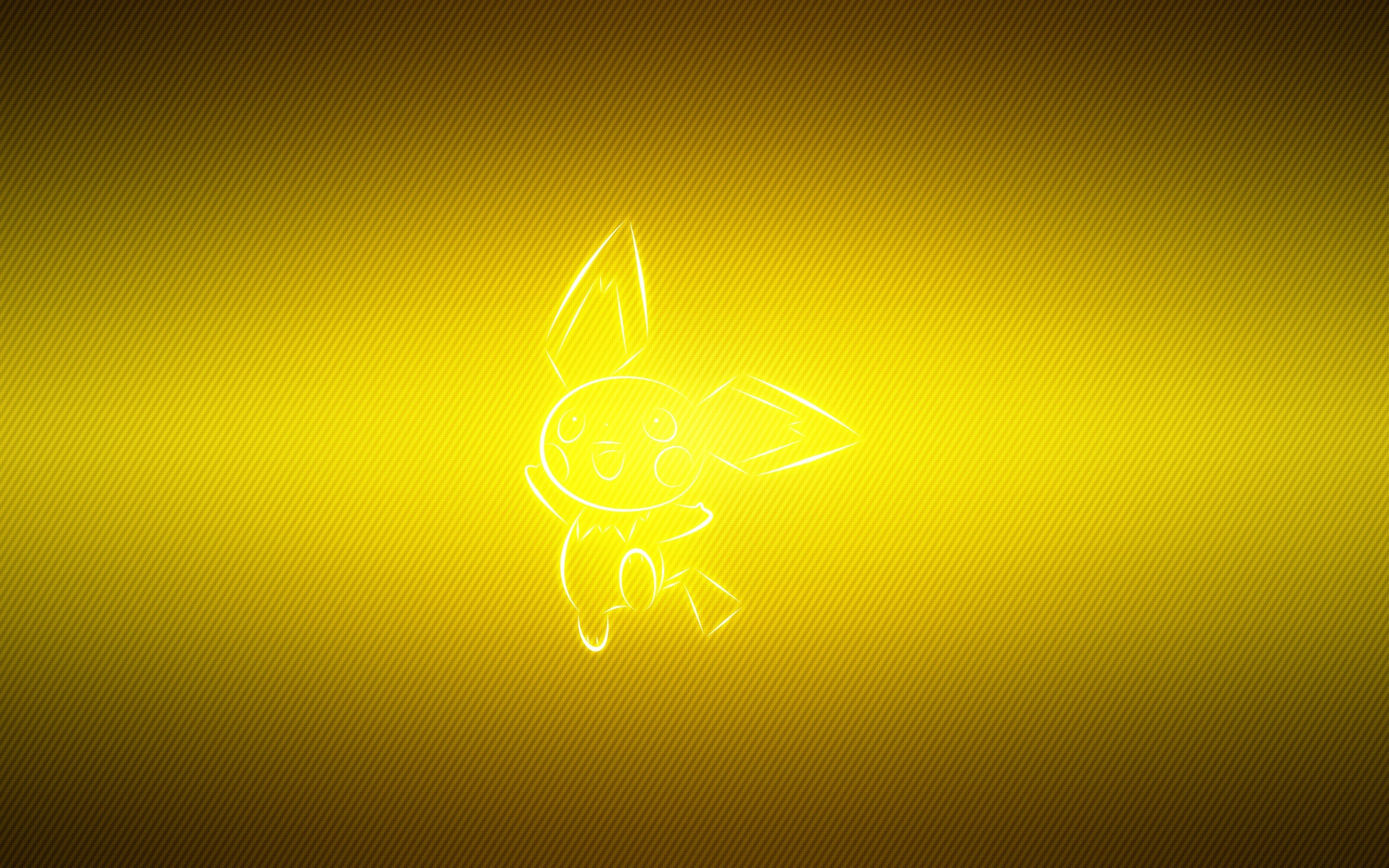 Free Pichu (Pokemon) high quality background ID:280437 for hd 2560x1600 PC