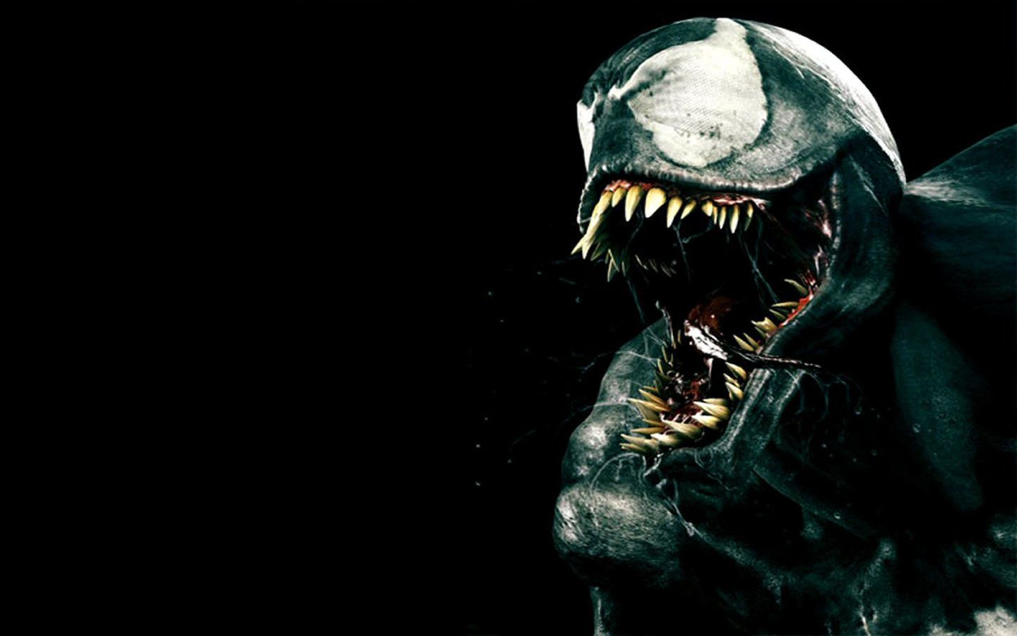 Download hd 1440x900 Venom computer background ID:25575 for free