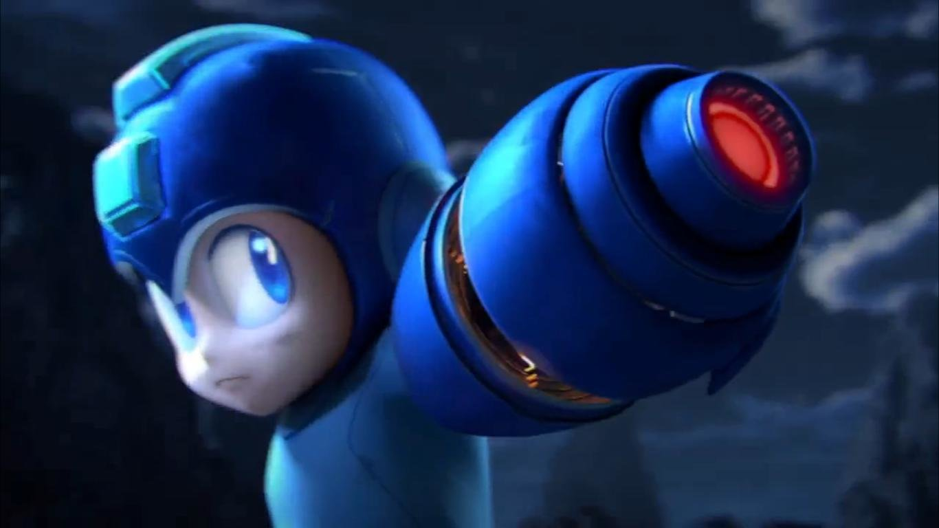 Free Mega Man high quality background ID:29111 for 1366x768 laptop computer