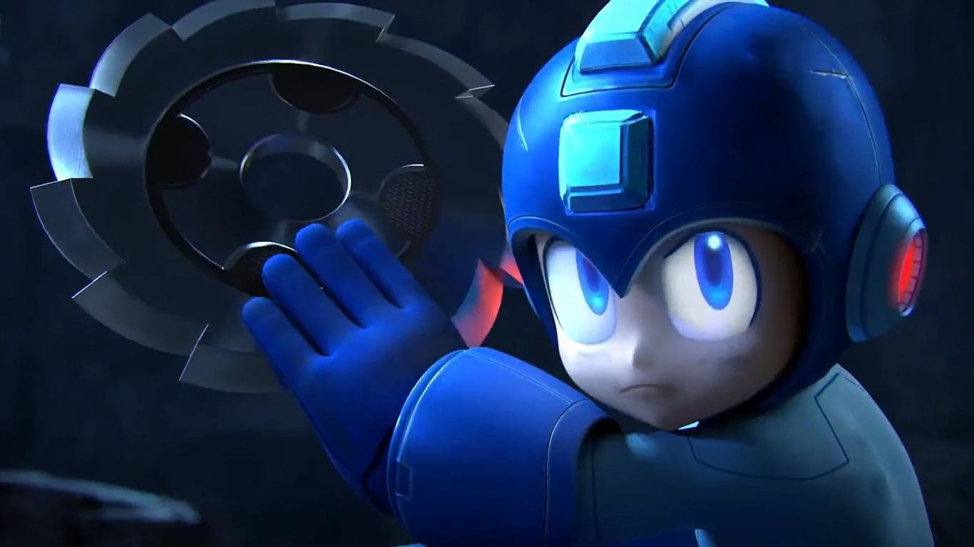 Mega Man wallpapers 1366x768 (laptop