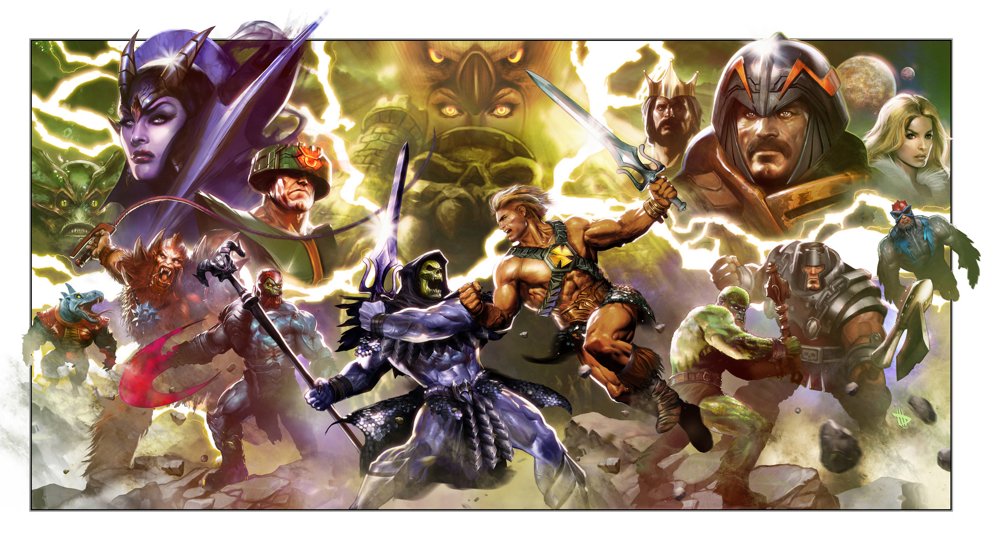 Awesome He-man And The Masters Of The Universe free wallpaper ID:81597 for full hd 1080p desktop