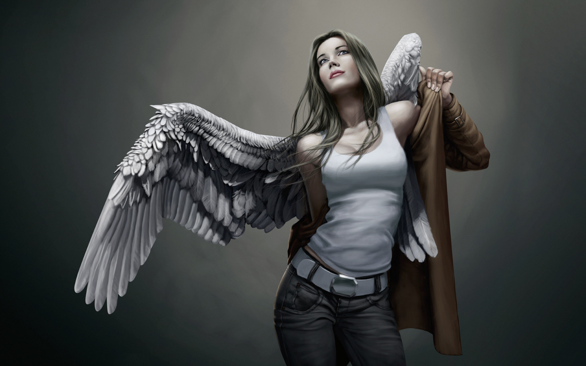 Free Angel high quality background ID:7086 for hd 1920x1200 computer