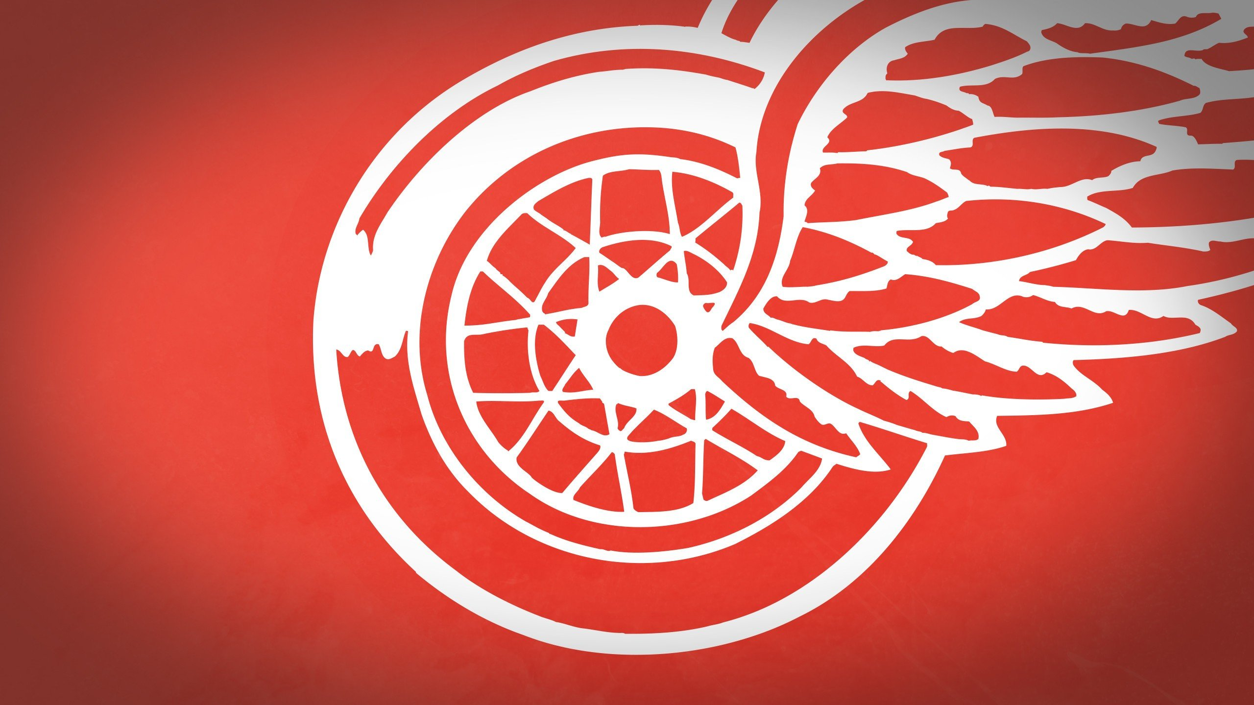 Detroit Red Wings Wallpapers 2560x1440 Desktop Backgrounds