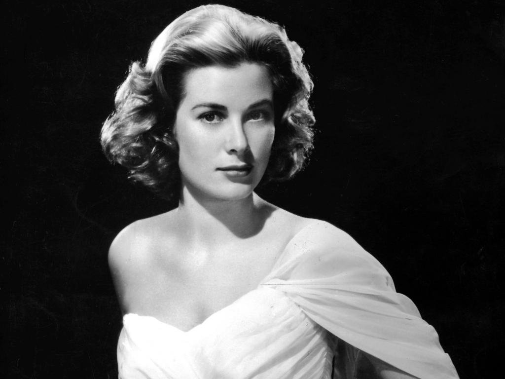 Download hd 1024x768 Grace Kelly PC wallpaper ID:248250 for free