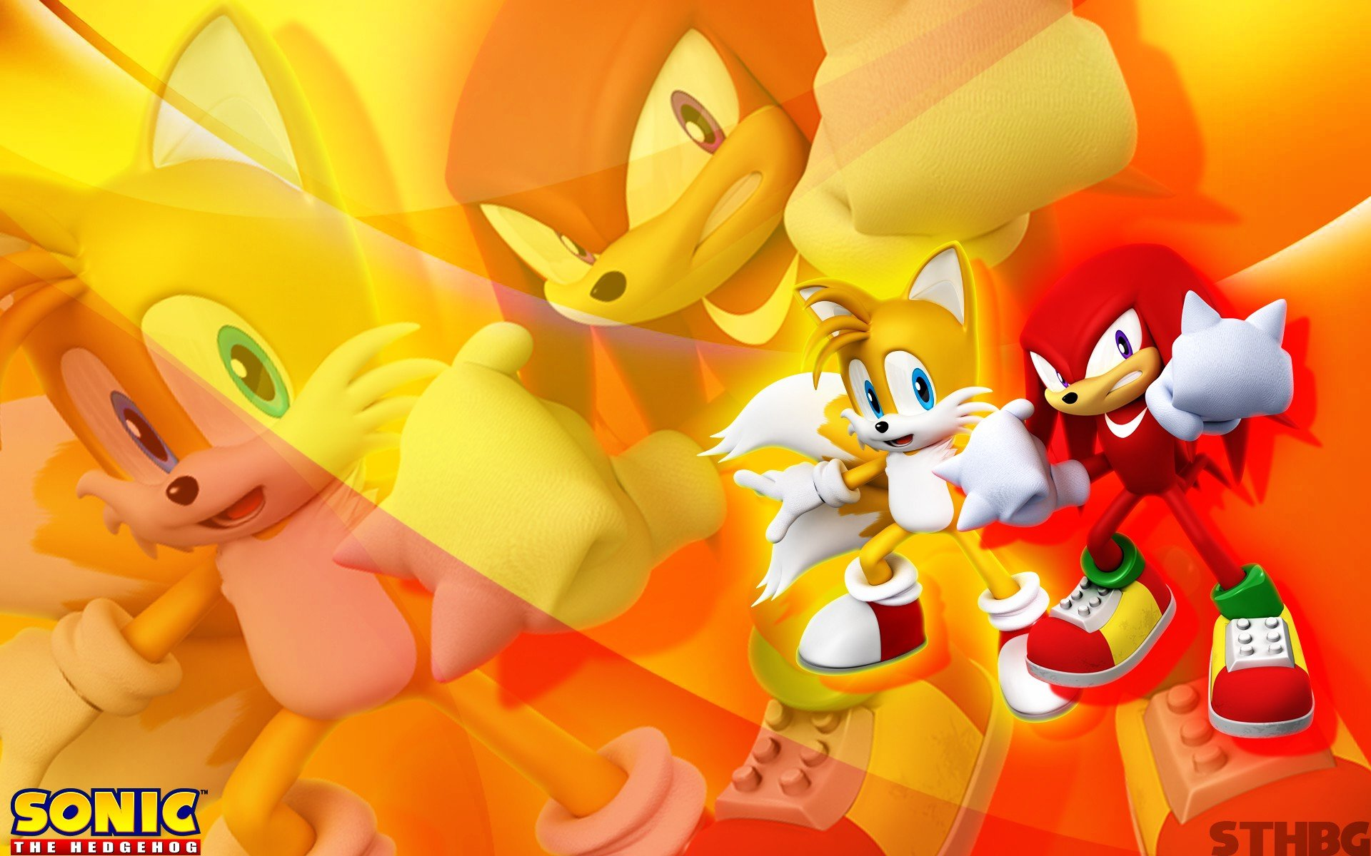 Best Knuckles The Echidna background ID:498933 for High Resolution hd 1920x1200 desktop