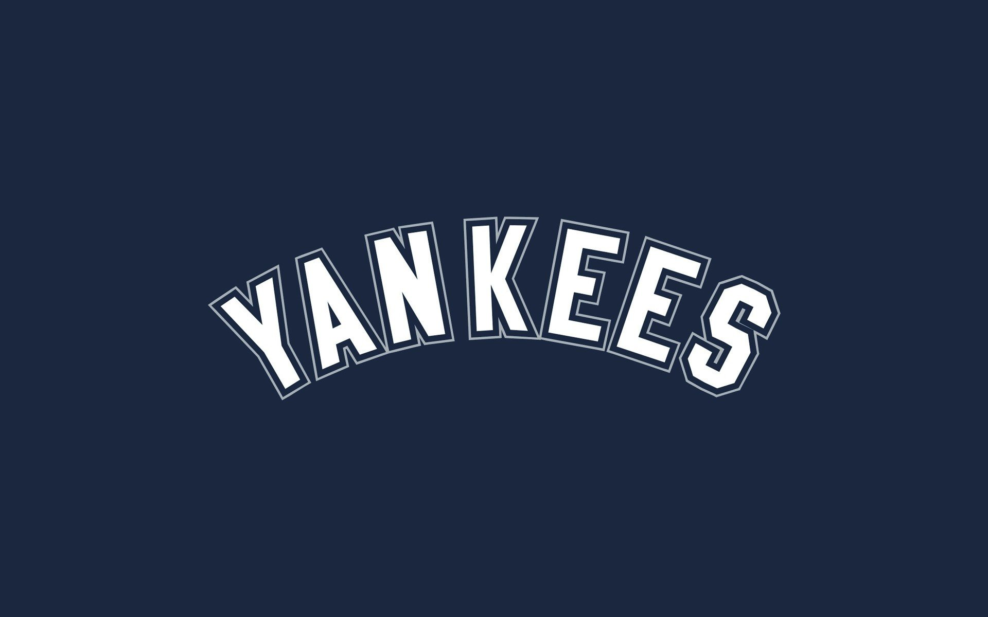 Download hd 1920x1200 New York Yankees desktop background ID:21886 for free