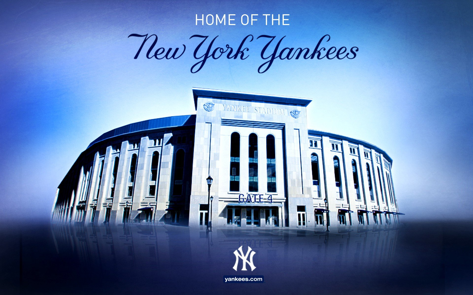 Free download New York Yankees background ID:21891 hd 1920x1200 for desktop