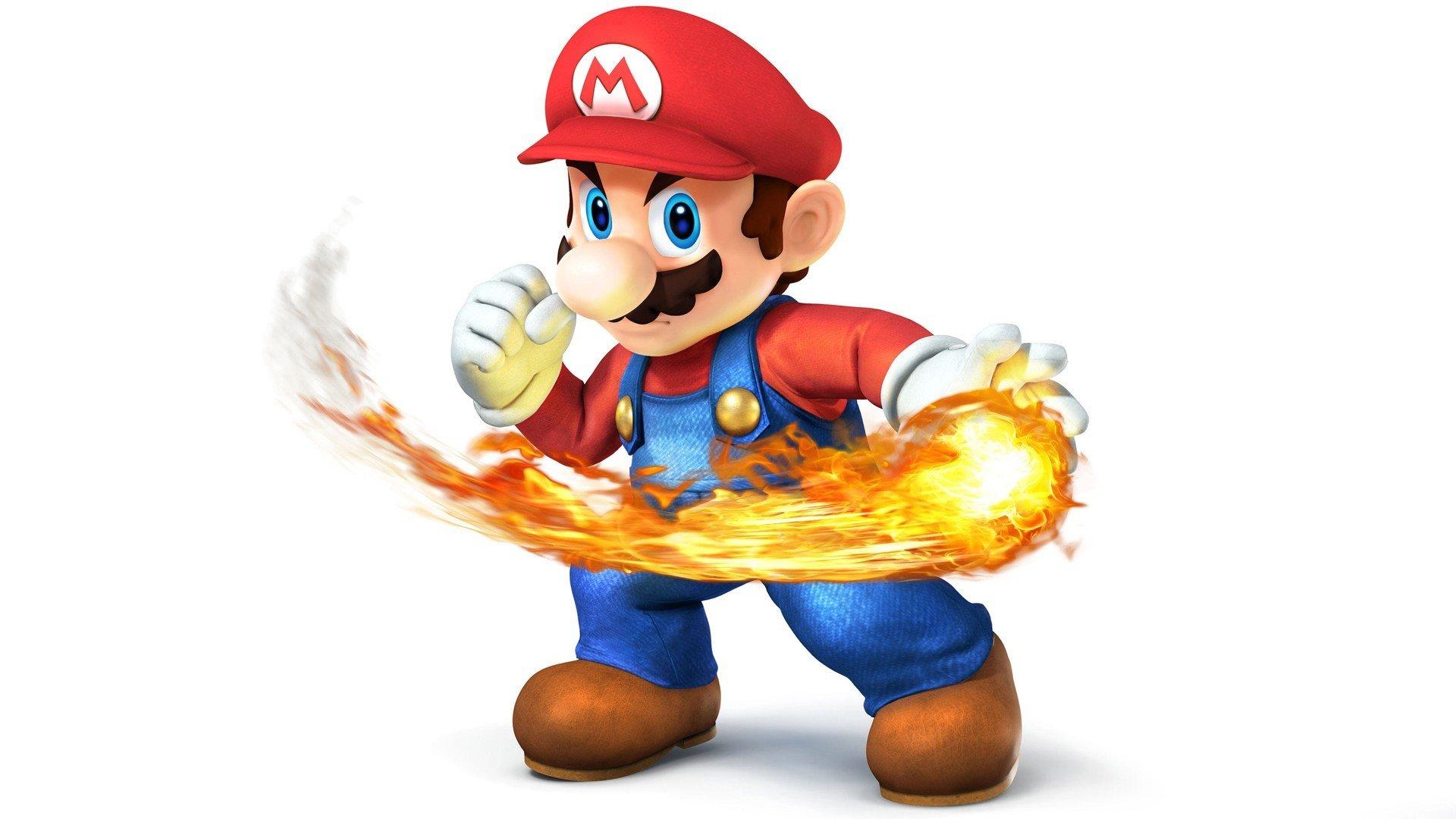 High resolution Super Mario Bros  full hd 1080p background