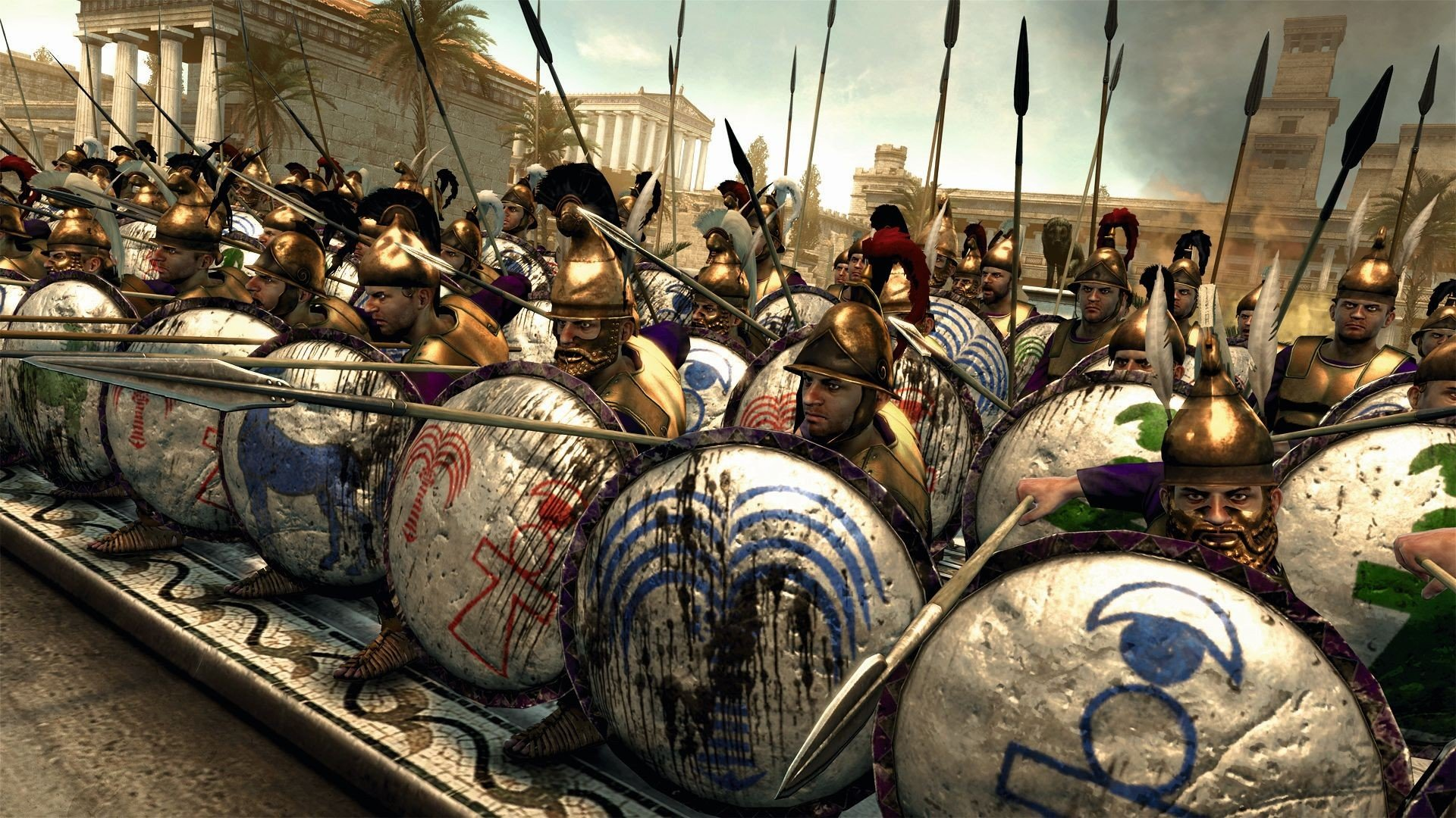 Total War Rome Ii Wallpapers Hd For Desktop Backgrounds