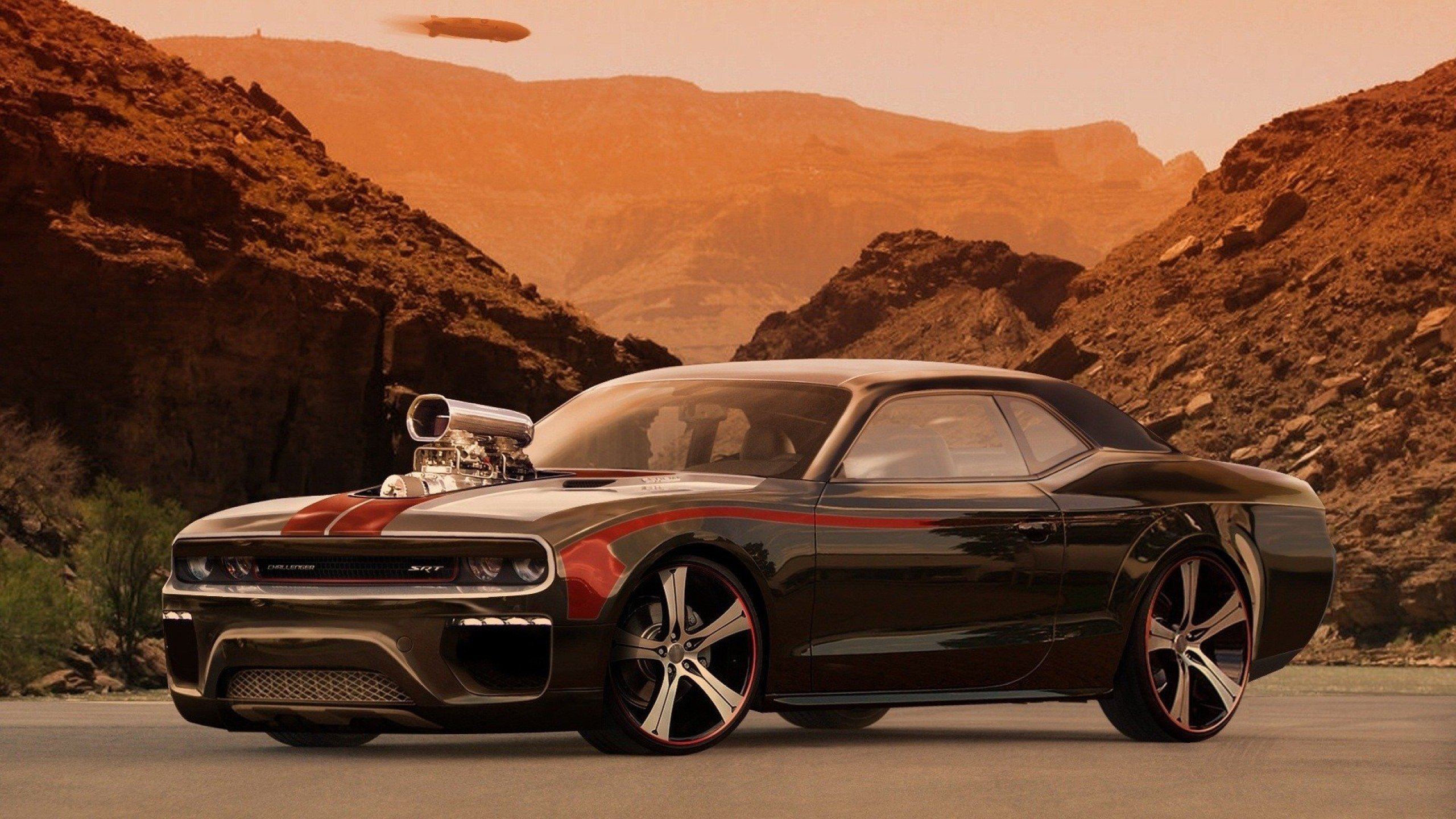 dodge challenger wallpaper hd 2560x1440 231697
