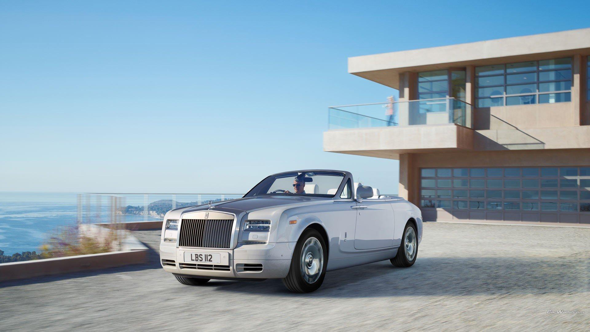 Rolls Royce Phantom Wallpapers 1920x1080 Full Hd 1080p Desktop