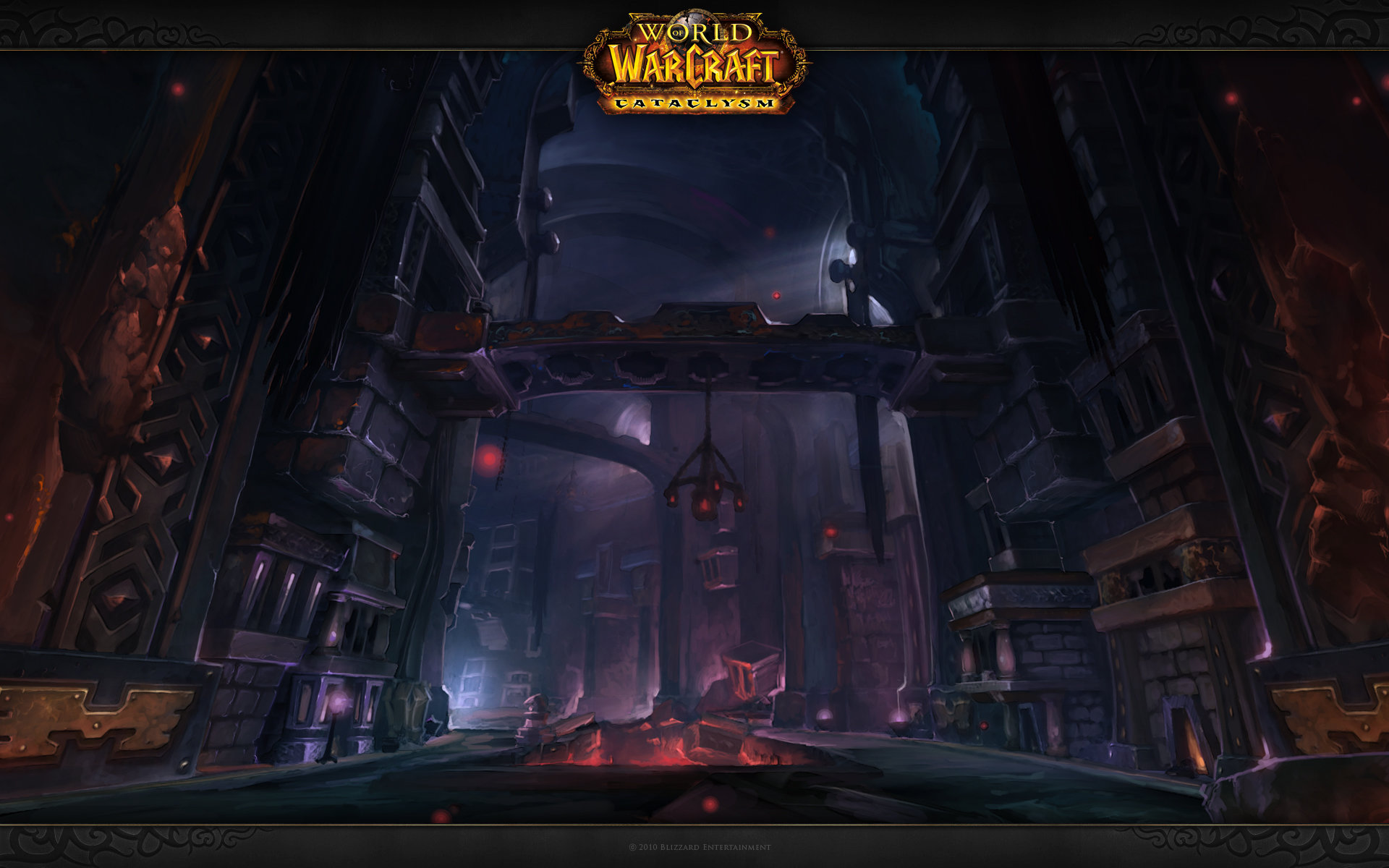 Free World Of Warcraft Cataclysm High Quality Wallpaper Id