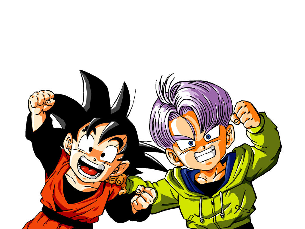 Download hd 1024x768 Dragon Ball Z (DBZ) PC wallpaper ID:462413 for free